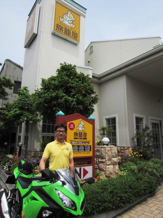 Japanese motel chain, Hatagoya's founder and CEO, Makoto Kai @judittokyo.com