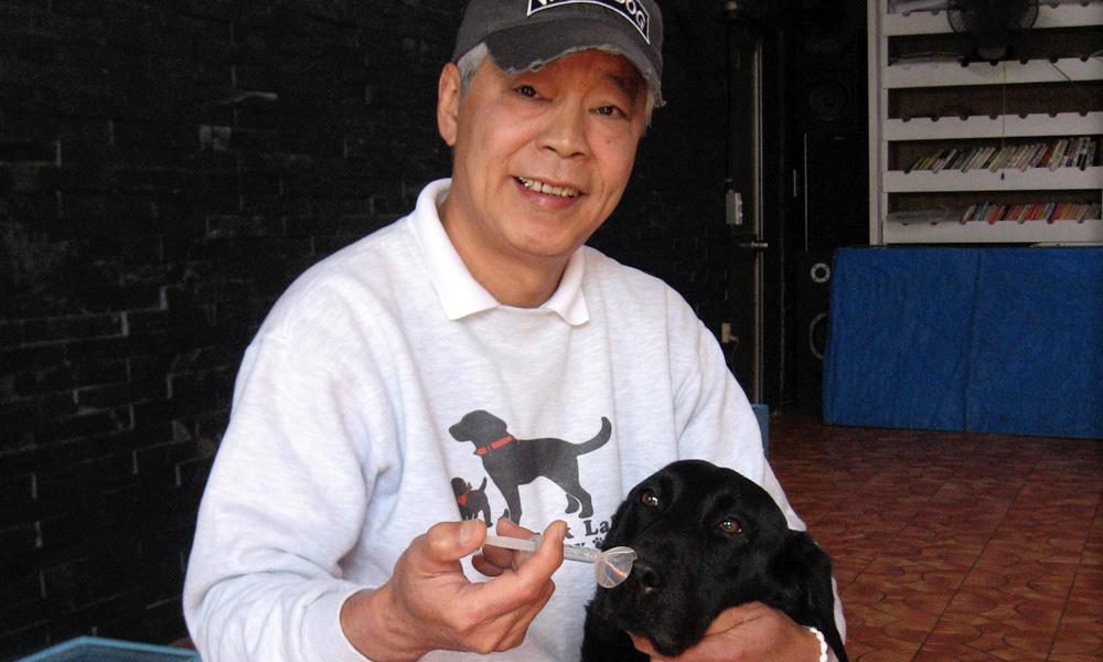 Yuji Sato and Marine