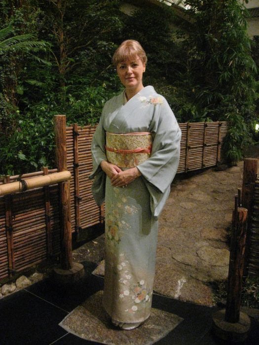 Judit Kawaguchi @ Gajoen, Tokyo