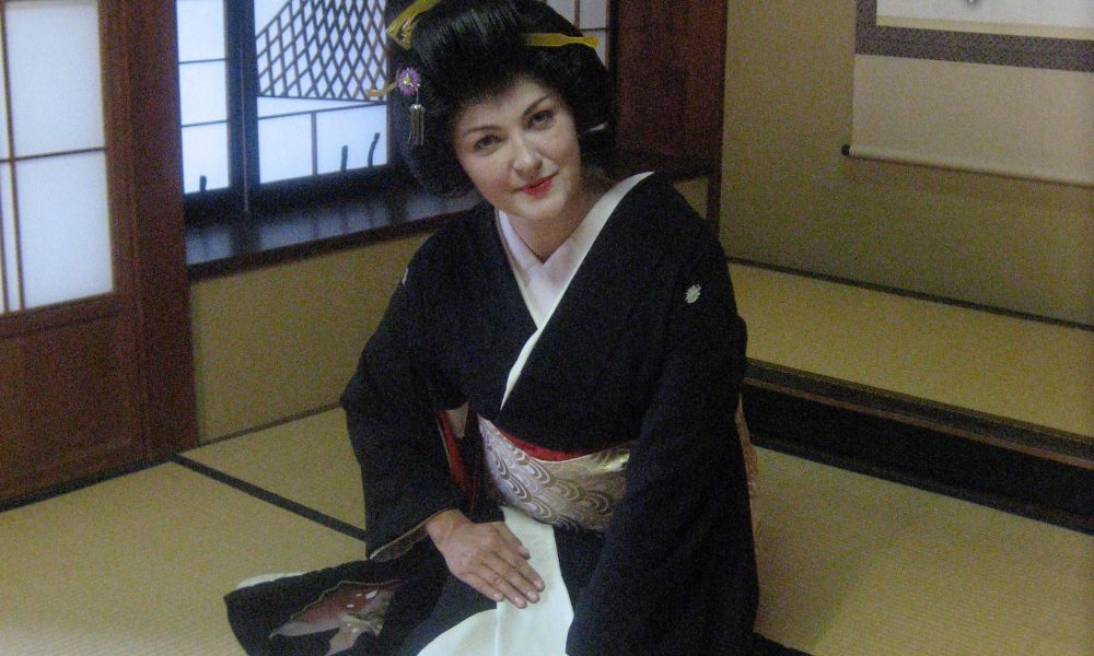 Judit as Geisha